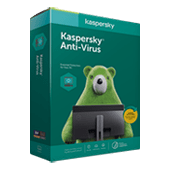 Kaspersky Ati-Virus 3User-3Year