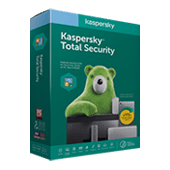 Kaspersky Total Security 2User-1Year