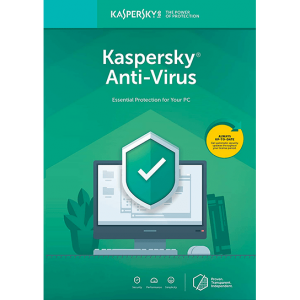 لایسنس 1 کاربره - 1 ساله - Kaspersky Anti-virus اورجینال