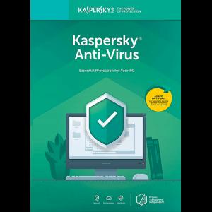 لایسنس 2 کاربره - 2 ساله - Kaspersky Anti-virus اورجینال