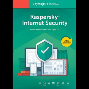 لایسنس 2 کاربره - 1 ساله - Kaspersky Internet Security اورجینال