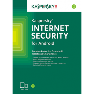 لایسنس 1 کاربره - 1 ساله - Kaspersky Internet Security for Mobile اورجینال
