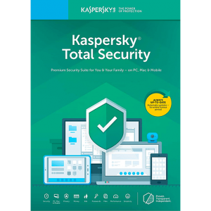 تست - لایسنس 2 کاربره - 1 ساله - Kaspersky Total Security اورجینال
